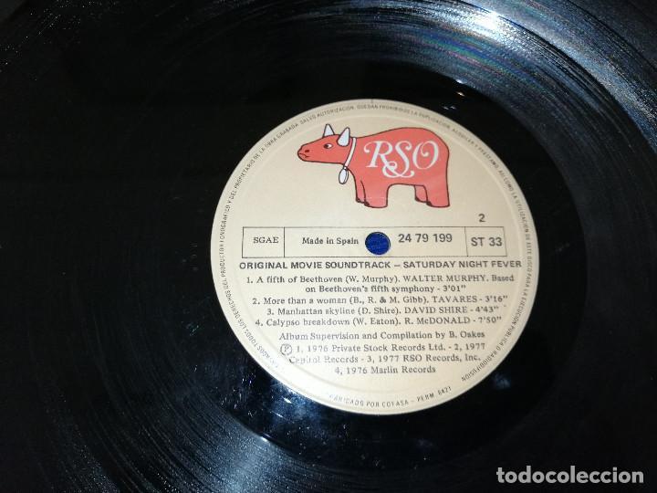 Discos de vinilo: SATURDAY NIGHT FEVER- ESPECIAL DISCOTECA-BEE GEES-TAVARES-YVONNNE ELLIMAN - Foto 8 - 204438047