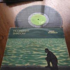 Discos de vinilo: MIKE OLDFIELD - MOONLIGHT SHADOW - MAXI SINGLE - EDICION ESPAÑOLA - VIRGIN 1983. Lote 204442952