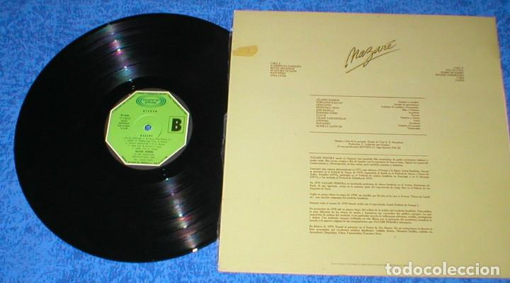 Discos de vinilo: NAZARE PEREIRA SPAIN LP NAZARÉ Original 1979 LATIN FOLK WORLD COUNTRY BRASIL - Foto 2 - 204446438