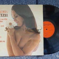 Discos de vinilo: ROY ETZEL - MELANCOLIA. EDITADO POR OLYMPO. AÑO 1.976. Lote 204452132