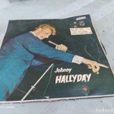 Discos de vinilo: JOHNNY HALLYDAY WAP DOU WAP +3. Lote 204457461