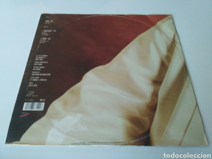 Discos de vinilo: Mory Kante - Tama - Foto 2 - 204464026