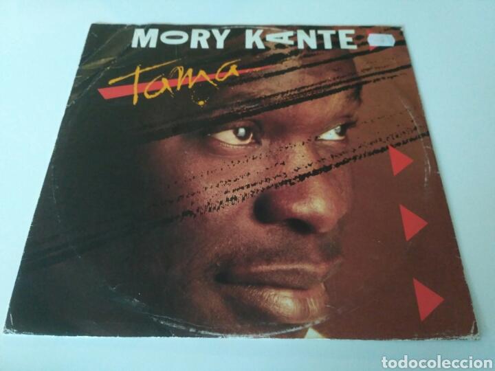 MORY KANTE - TAMA (Música - Discos de Vinilo - Maxi Singles - Étnicas y Músicas del Mundo)