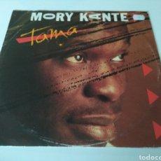 Discos de vinilo: MORY KANTE - TAMA. Lote 204464026