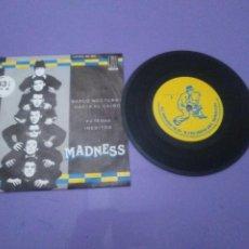 Discos de vinilo: JOYA SKA EP. MADNESS.BARCO NOCTURNO HACIA EL CAIRO/ENGAÑAR AL OJO + 2. SELLO STIFF MO 1941 - 1980. Lote 204473075