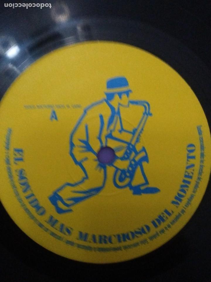 Discos de vinilo: JOYA SKA EP. MADNESS.BARCO NOCTURNO HACIA EL CAIRO/ENGAÑAR AL OJO + 2. SELLO STIFF MO 1941 - 1980 - Foto 10 - 204473075