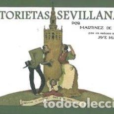 Discos de vinilo: MARTÍNEZ DE LEÓN. HISTORIETAS SEVILLANAS.. Lote 204522883