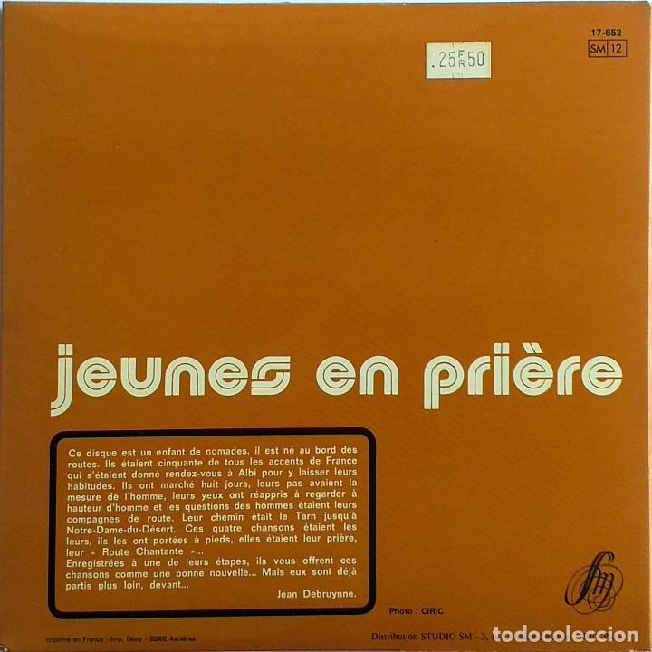 Discos de vinilo: VVAA - Routes Chantantes (Jeunes En Prière, 3) - Ep France 1976 - Editions Studio S.M. SM 17-652 - Foto 2 - 204546445
