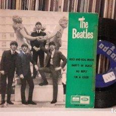 Discos de vinilo: BEATLES - ROCK AND ROLL MUSIC. Lote 204587128