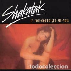 "Discos de vinilo: SHAKATAK - IF YOU COULD SEE ME NOW (12"", SINGLE) LABEL:POLYDOR CAT#: POSPX 635. Lote 204591036"