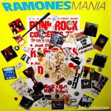 Discos de vinilo: RAMONES ?– RAMONES MANIA 2LPS GERMANY 1978 SIRE. Lote 204596716