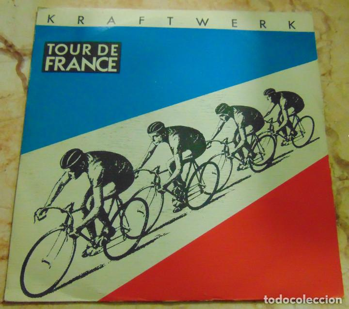 KRAFTWERK – TOUR DE FRANCE - SINGLE 1983 (Música - Discos - Singles Vinilo - Techno, Trance y House)