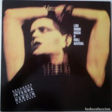 Discos de vinilo: LOU REED...ROCK N ROLL ANIMAL.(RCA VICTOR 1977) SPAIN.. Lote 204612021