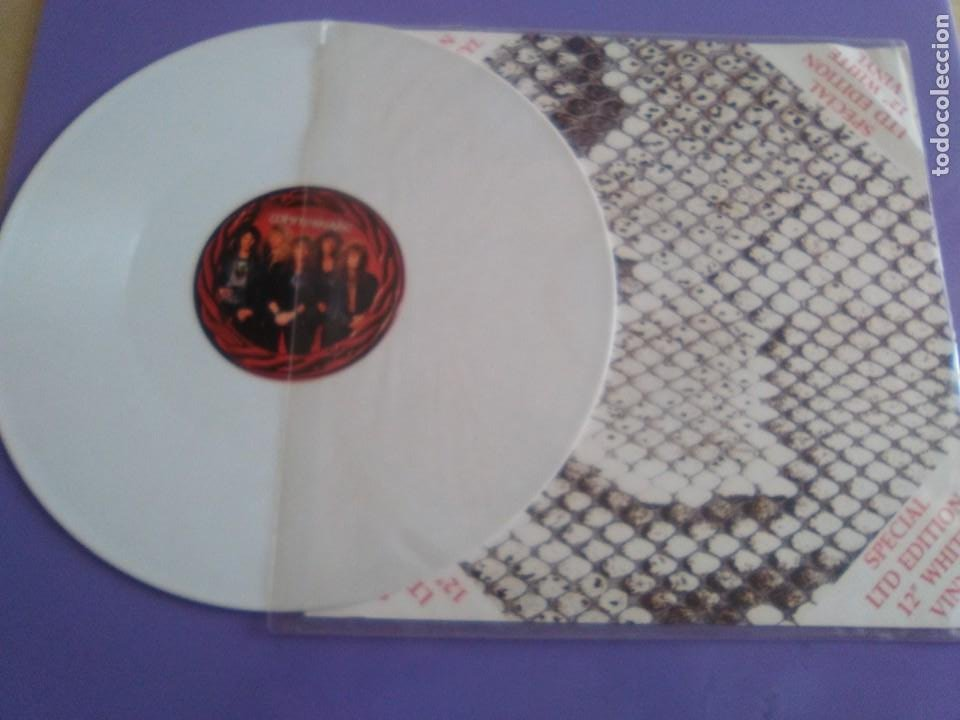 Discos de vinilo: JOYA. SPECIAL LTD EDITION 12´´ WHITESNAKE.THE DDEPER THE LOVE/JUDGEMENT DAY/SWEET LADY LUCK.EMI 1990 - Foto 8 - 236955635