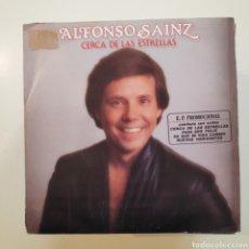 Discos de vinilo: NT ALFONSO SAINZ - CERCA DE LAS ESTRELLAS 1983 PROMO PROMOCIONAL EP VINILO SPAIN. Lote 204615040