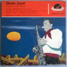 Discos de vinilo: MAX GREGER ORCHESTER. RUMBA EXPRESS/ AMAPOLA/ LADY OF SPAIN. POLYDOR, GERMANY 1958 EP. Lote 204623152