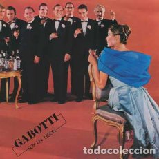 Discos de vinilo: MAXI GABOTTI – SOY UN LIGON + 3 - DRO 079 - 1984 (EX/EX). Lote 204644582