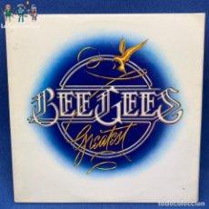 Discos de vinilo: LP - VINILO DE BEE GEES - GREATEST - ESPAÑA - AÑO 1979 - 2658133 - DOBLE LP. Lote 204648866