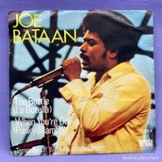 Discos de vinilo: SINGLE, JOE BATAAN - THE BOTTLE. Lote 204686496