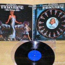 Discos de vinilo: THE BOYFRIEND SPAIN LP ORIGINAL 1972 EL NOVIO TWIGGY CHRISTOPHER GABLE OST BANDA SONORA ORIGINAL BSO. Lote 204688201