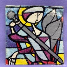 Discos de vinilo: SINGLE, JOAN OF ARC - ORCHESTRAL MANOEUVRES IN THE DARK. Lote 204688945