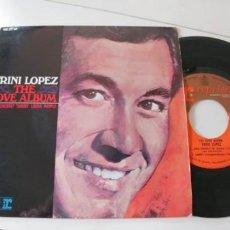Discos de vinilo: TRINI LOPEZ-EP ERES SINCERA +3. Lote 204689152
