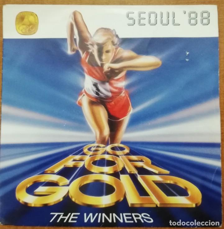 DISCO DE VINILO EP--SEOUL 88--GO FOR GOLD (Música - Discos de Vinilo - EPs - Electrónica, Avantgarde y Experimental)