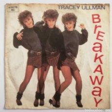 Discos de vinilo: DISCO DE VINILO EP--TRACEY ULLMAN--BREAKAWAY. Lote 204705670