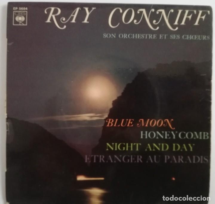 DISCO DE VINILO EP--RAY CONNIFF (Música - Discos de Vinilo - EPs - Jazz, Jazz-Rock, Blues y R&B)