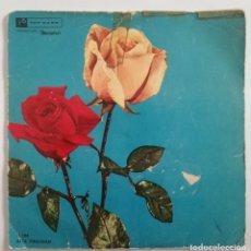 Discos de vinilo: DISCO DE VINILO EP--ORQUESTA PEGGY STUART--DISCO AZUL. Lote 204708337