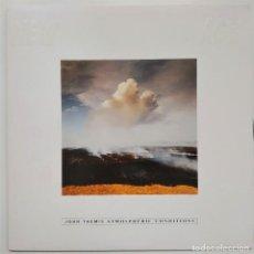 Discos de vinilo: LP JOHN THEMIS, ATMOSPHERIC CONDITIONS, USA 1985, CODA RECORDS NAGE 1, COMO NUEVO(EX_NM). Lote 204716541
