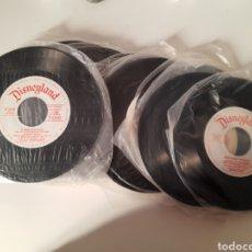 Discos de vinilo: LOTE DE 20 EP. SINGLES DISNEYLAND. DISCOS.. Lote 204717965