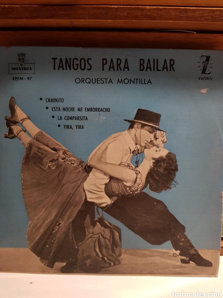 TANGIS PARA BAILAR CAMINITO ESTA NOCHE ME EMBORRACHO.... (Música - Discos - Singles Vinilo - Étnicas y Músicas del Mundo)
