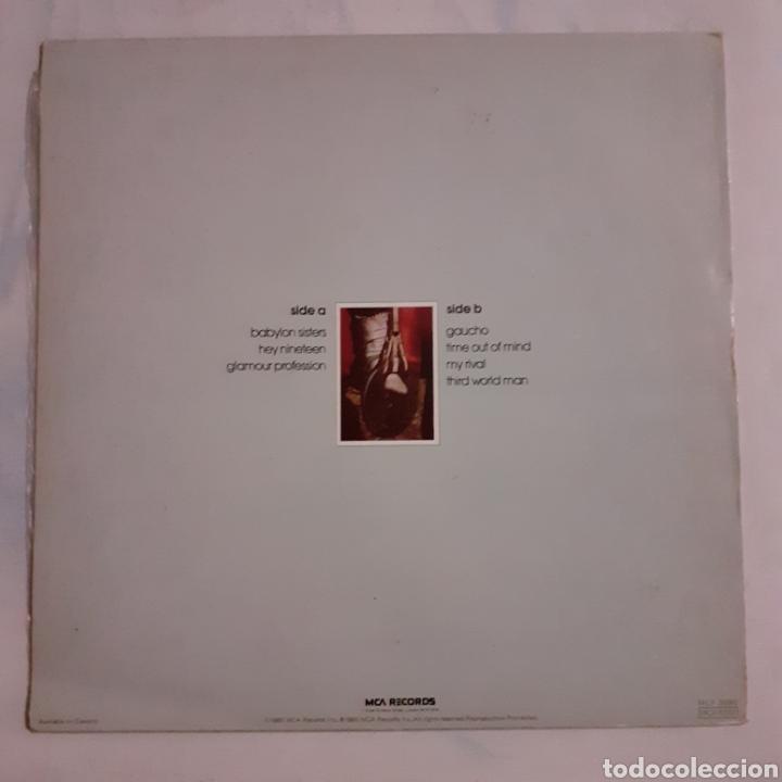 Discos de vinilo: Steely Dan. Gaucho. MCA Records MCA 6102. España 1980. Funda VG+. Disco VG. - Foto 2 - 204722088