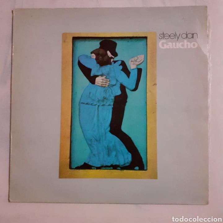 STEELY DAN. GAUCHO. MCA RECORDS MCA 6102. ESPAÑA 1980. FUNDA VG+. DISCO VG. (Música - Discos - LP Vinilo - Pop - Rock - New Wave Extranjero de los 80)