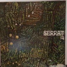 Discos de vinilo: SERRAT 4 - CARPETA ABIERTA. Lote 204724136