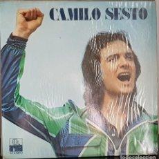 Discos de vinilo: CAMILO SESTO -ALGO MAS -HOMBRE Y MUJER - HABLEMOS DE ALGO -EN VALENCIA - VOLVER VOLVER. Lote 204725337