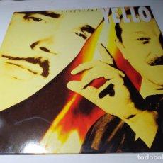 Discos de vinilo: LP - YELLO – ESSENTIAL - 512 390-1 ( VG+ / VG+ ) CASI NUEVO .. Lote 204729717