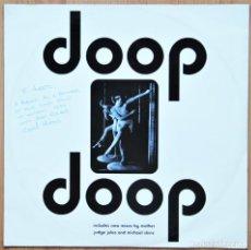 Discos de vinilo: DOOP - DOOP. CITYBEAT RECORDS. 1993. Lote 204732396