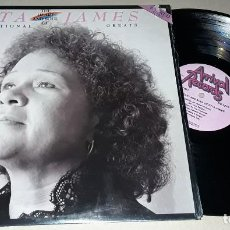 Discos de vinilo: LP- ETTA JAMES - THE HEART AND SOUL OF - MADE IN USA - ETTA JAMES - INSPIRATIONAL GREATS. Lote 204738373