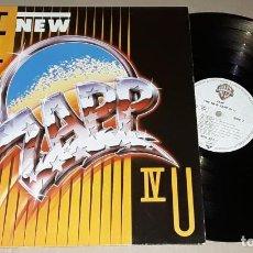 Discos de vinilo: LP - ZAPP - THE NEW ZAPP IV U - MADE IN GERMANY - ZAPP. Lote 204738468