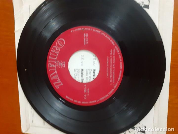 Discos de vinilo: disco de Vinilo single de carlitos romano - Foto 3 - 204739483