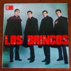 Discos de vinilo: LOS BRINCOS - ZAFIRO 30101112, 1985. SPAIN.. Lote 204741230