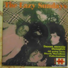 Discos de vinilo: THE LAZY SUNDAYS – SWEET MORNING THOUGHTS + 3 - EP 1995. Lote 204745865