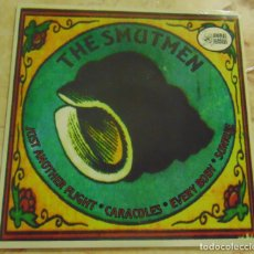 Disques de vinyle: THE SMUTMEN – CARACOLES + 3 - EP ANIMAL RECORDS 1996. Lote 204771373