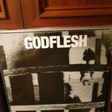 Discos de vinilo: GODFLESH / DECLINE & FALL / AVALANCHE RECORDINGS 2014. Lote 204771668