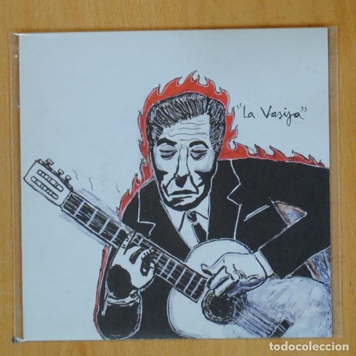 GUADALUPE PLATA - LA VASIJA - SINGLE (Música - Discos de Vinilo - EPs - Grupos Españoles de los 90 a la actualidad)