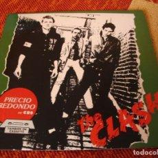 Discos de vinilo: THE CLASH LP DEBUT 1977 CBS ESPAÑA REEDICIÓN 1984. Lote 204780325