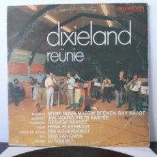 Discos de vinilo: MUY DIFICIL!!! DIXIELAND. REÜNIE. DISCOFOON. 1971. HOLANDA.. Lote 204792432