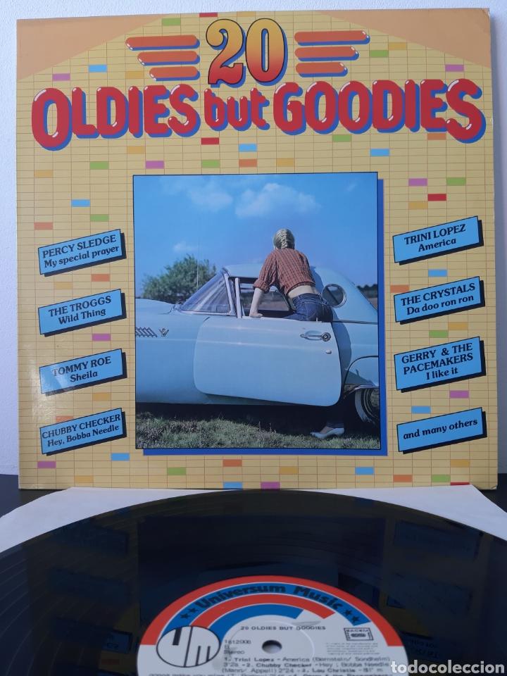 RARO! OLDIES BUT GOODIES 20. VARIOS: CHUBBY CHECHER, TRINI LOPEZ, DRIFTERS, JAN &DEAN, THE CRISTAL,, (Música - Discos - LP Vinilo - Rock & Roll)